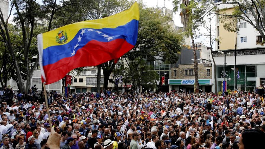 <p>Трябва ли България да се меси във Венецуела</p>