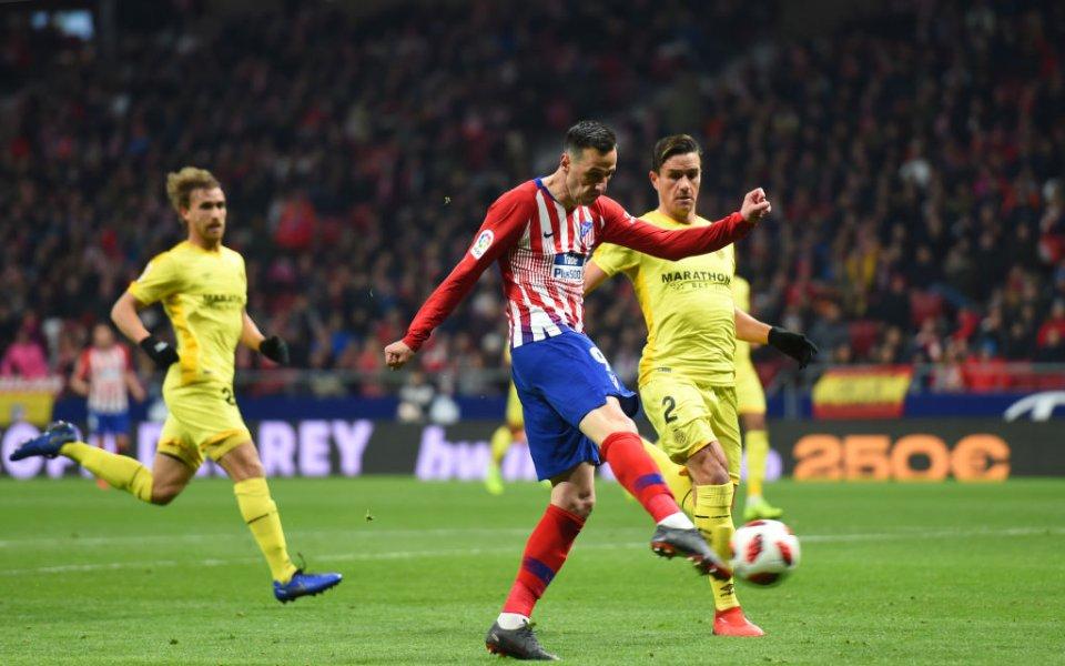 Бордо взима ненужен нападател от Атлетико Мадрид