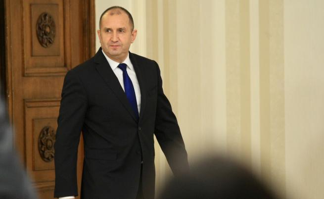 Радев наложи вето на Изборния кодекс,  ГЕРБ отговориха