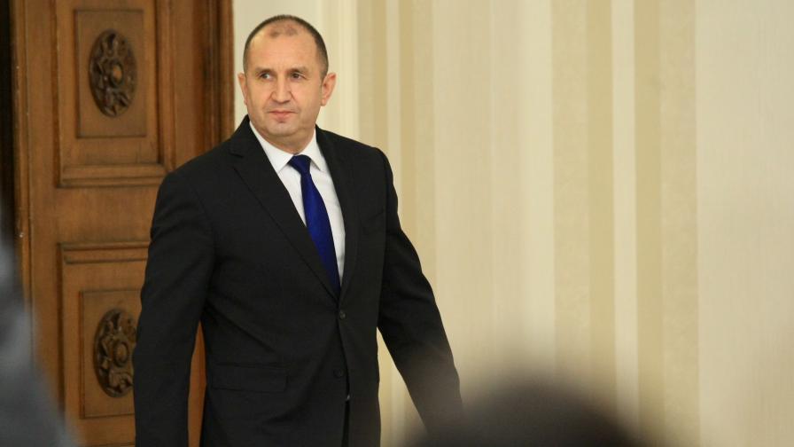 <p>Радев сформира Съвет за<strong>стратегическо развитие</strong>  </p>