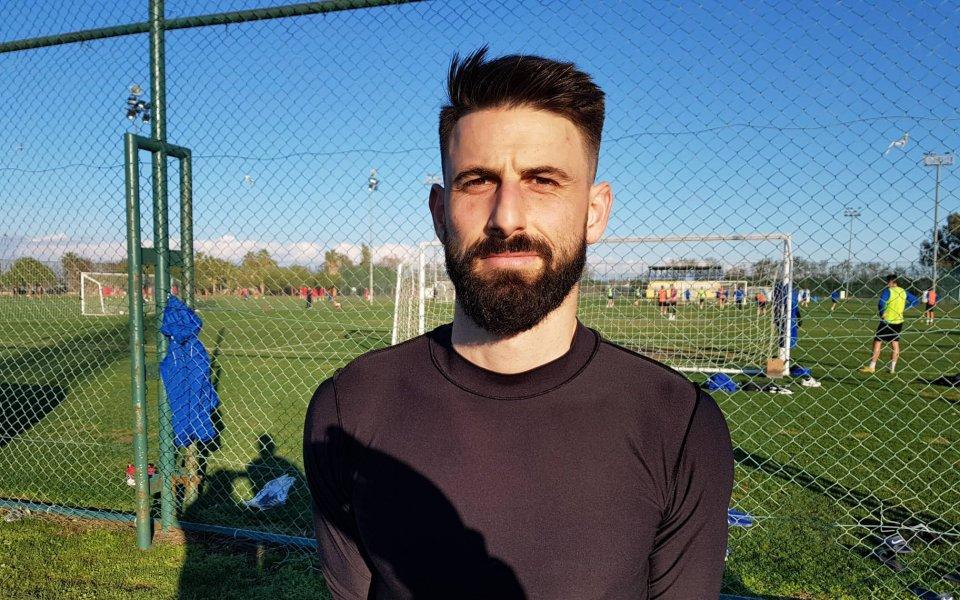 Димитър Илиев: Побеждавали сме Левски на Герена, искаме Топ 6