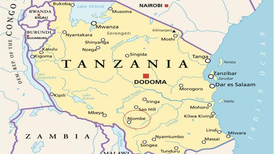 Шест деца в Танзания са убити за части от телата им