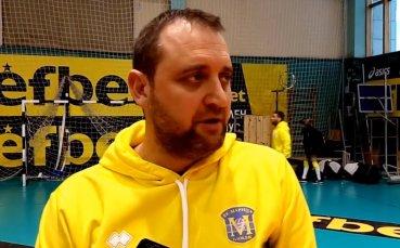 Иван Петков: Нормално е да има емоции, победихме най-големия отбор в Европа