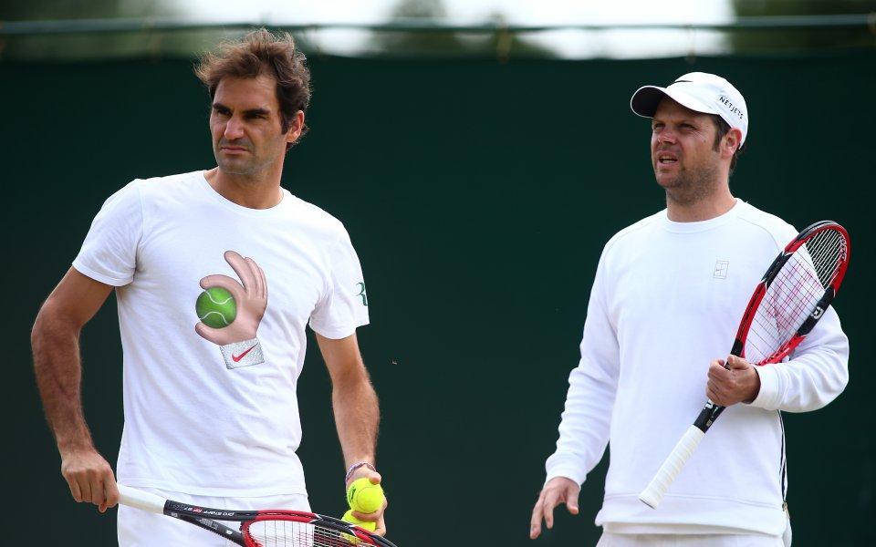 Треньорът на Федерер с разкрития за сезона на клей и