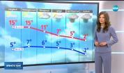 Прогноза за времето (03.02.2019 - обедна емисия)