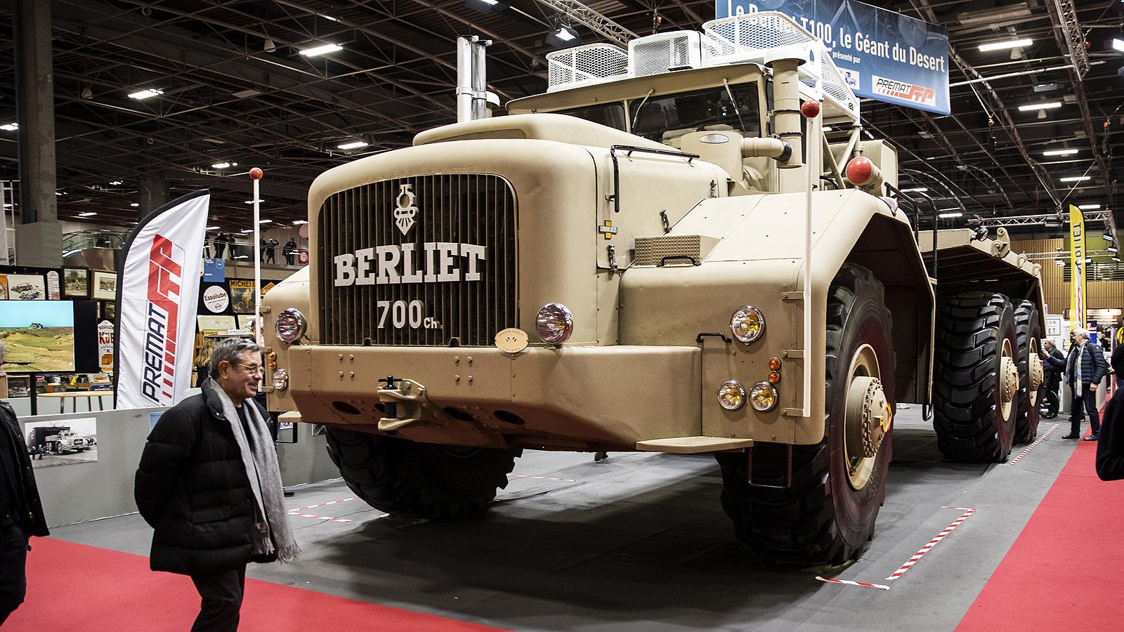 T100 Berliet