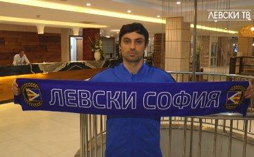 Левски ще направи всичко възможно, за да задържи основен играч