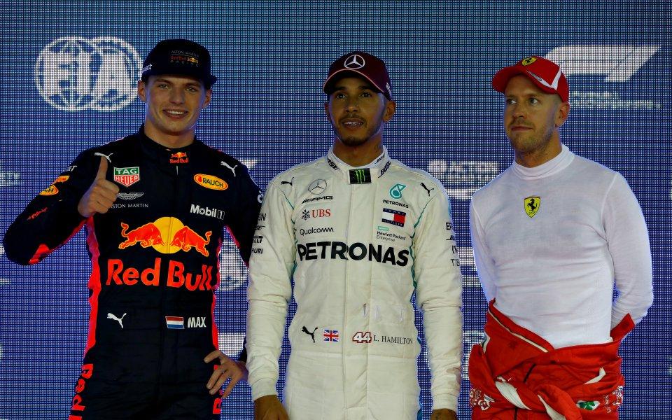 Шесткратният световен шампион във Формула 1 Люис Хамилтън очаква много