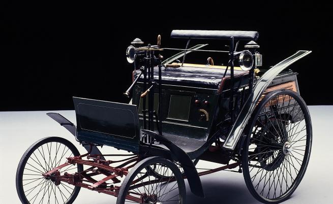 Benz Velo от 1894 г. - първият автомобил с масово серийно производство