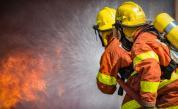 <p>Пожар затвори пролива Дарданели</p>