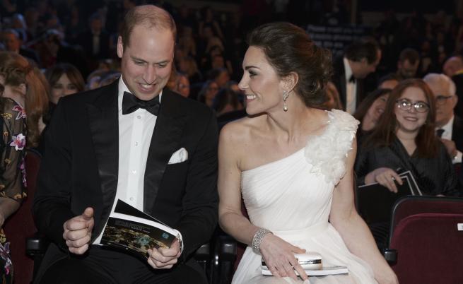 Принц Уилям и херцогиня Кейт Мидълтън