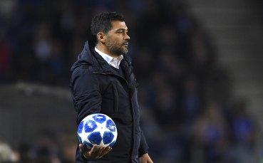 Интер може да вземе треньора на Порто