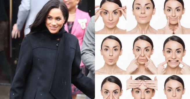 Снимка: Правете йога за лице, за да имате здрава и красива кожа на лицето