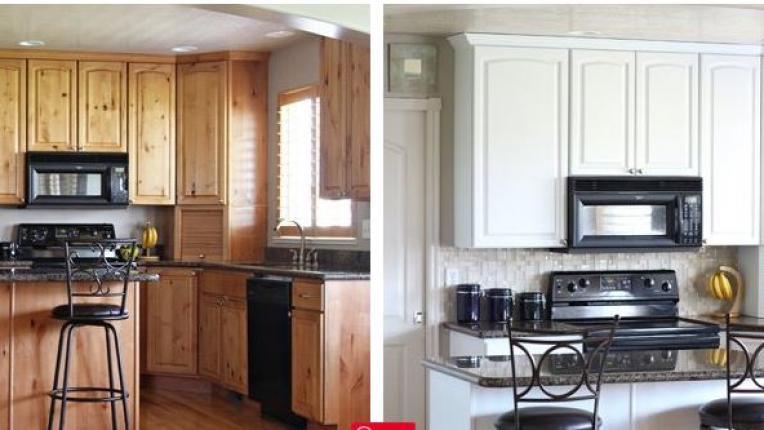4 начина да обновите 30-годишната си кухня, без да фалирате