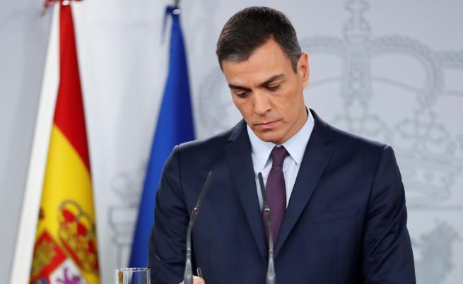 Правителството в Испания падна, предсрочни избори
