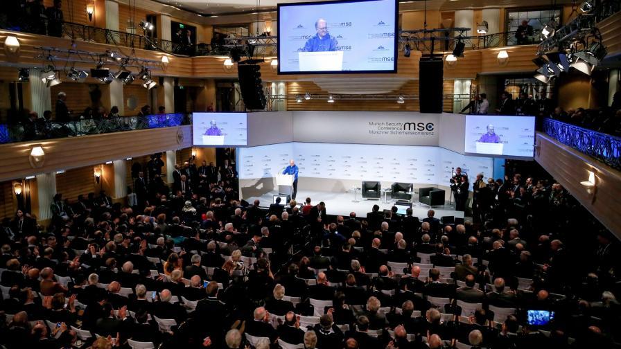 Мюнхенската конференция - там, където и враговете разговарят