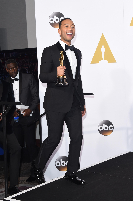 Джон Леджънд за песентаGloryот филма Selma.