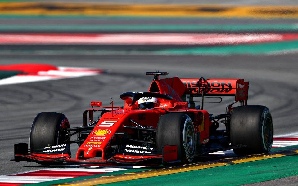 Съотношението на силите във Формула 1 преди първия старт