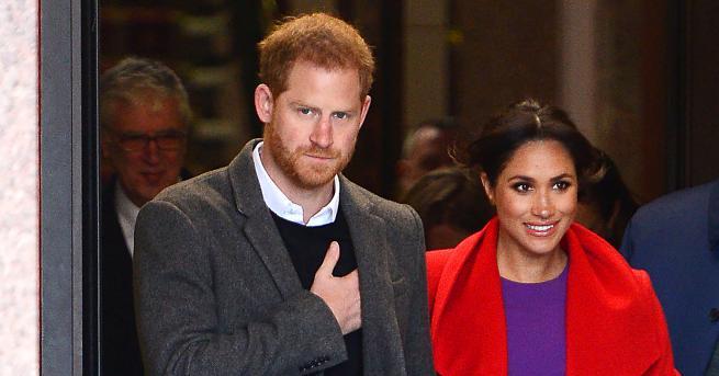 Снимка: Експерт по езика на тялото: принц Хари е много тревожен