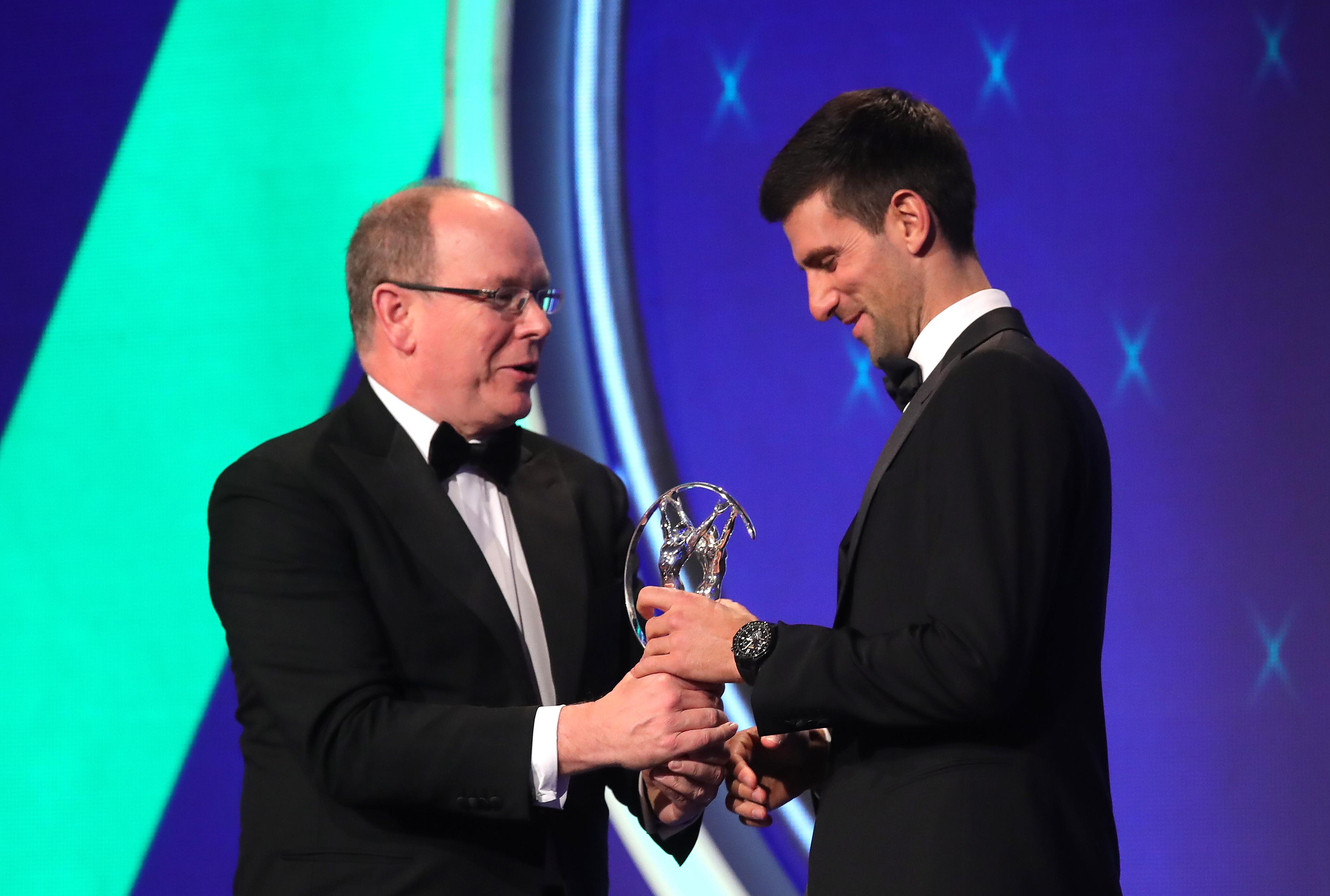 Принц Албер награждава най-добрия спортист на планетата за 2018 година