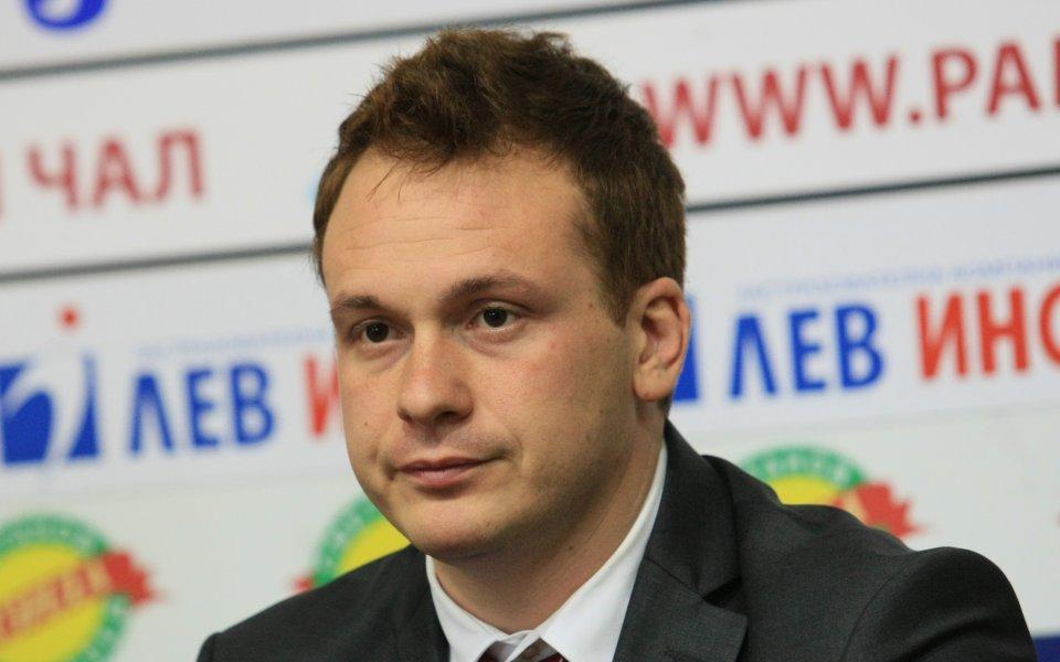 Шеф на ЦСКА 1948 ще се обучава в УЕФА