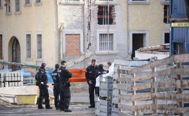 Стрелба в Мюнхен, загинали
