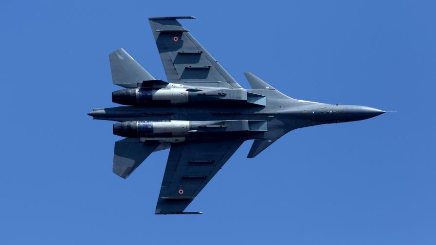 САЩ прихванаха руски военни самолети край Аляска