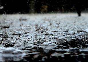 Наводнени улици в Благоевград
