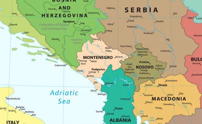 ЕС и САЩ са приели подялба на Косово