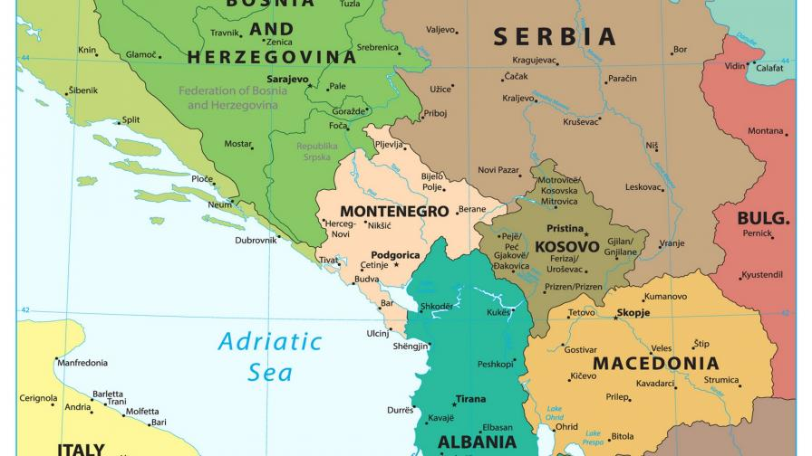 План за етнически чисти държави подпалва Балканите