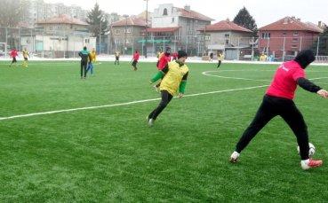 Локомотив Русе пречупи съперник преди мачовете от шампионата