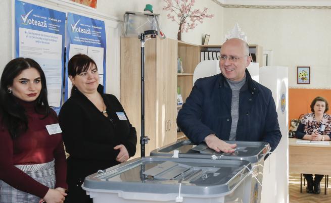 Молдова обвинява Русия за намеса в изборите