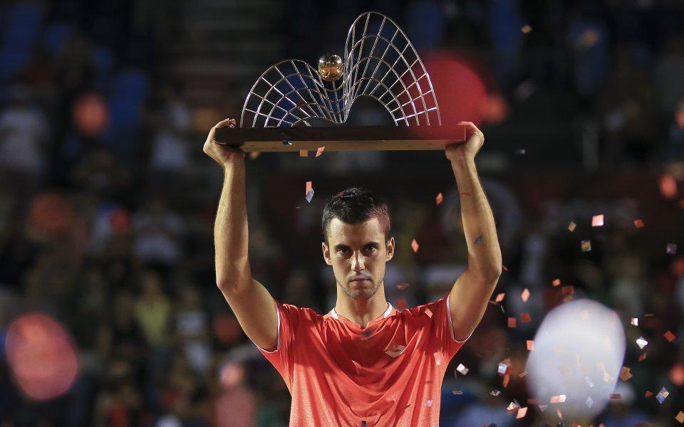 Ласло Джере спечели втора титла в кариерата си