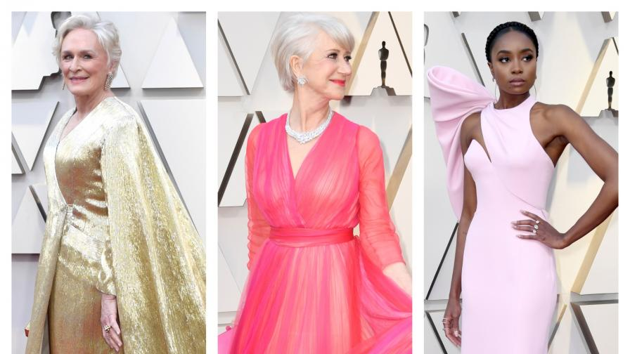 <p>Кои звезди се отличиха със <strong>стил</strong> на &quot;Оскар&quot;-ите&nbsp;</p>