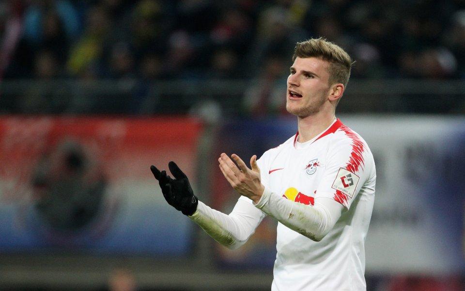 имо Вернер подписа нов договор с РБ Лайпциг, потвърдиха от