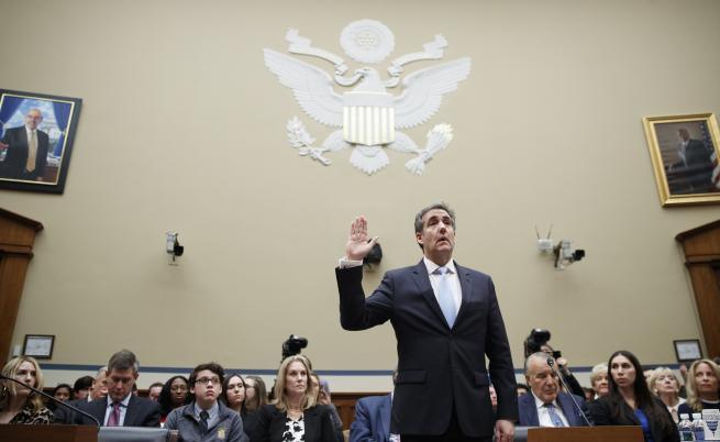 Сензационните показания на бившия адвокат на Тръмп