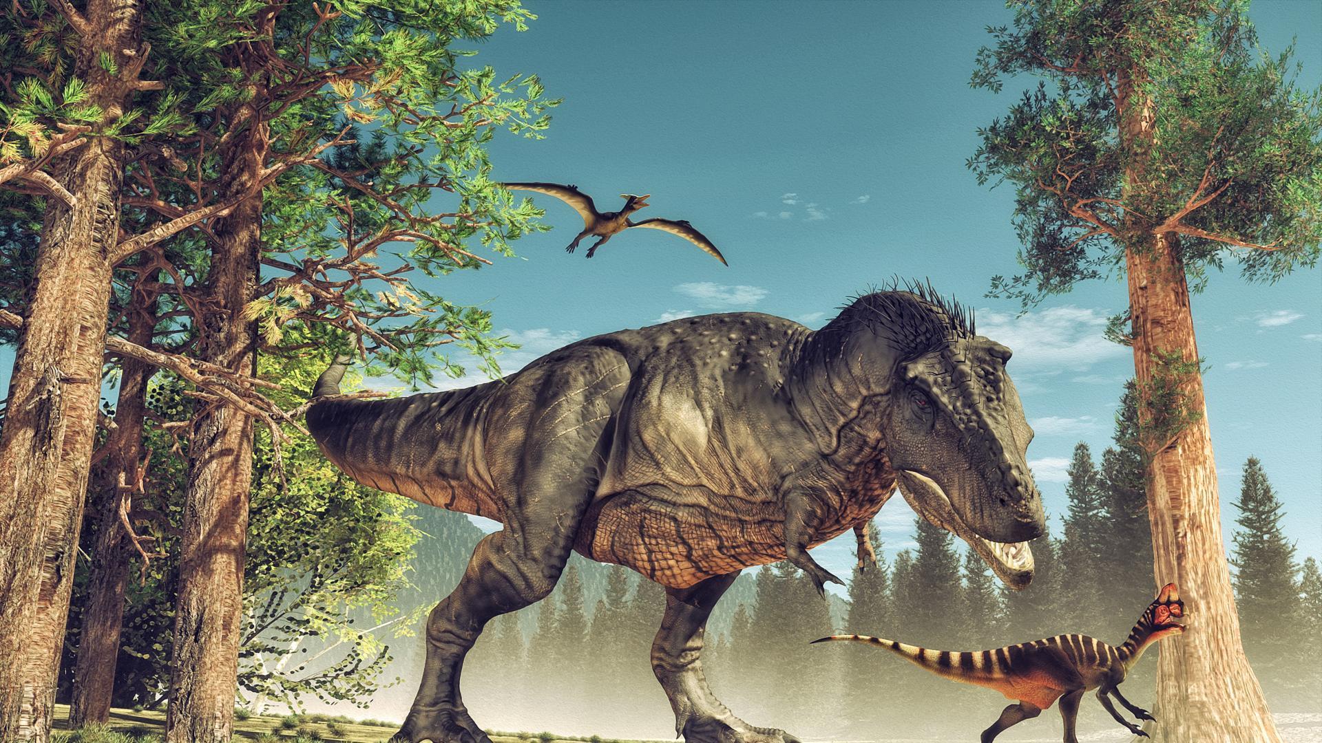 Какво всъщност е убило динозаврите