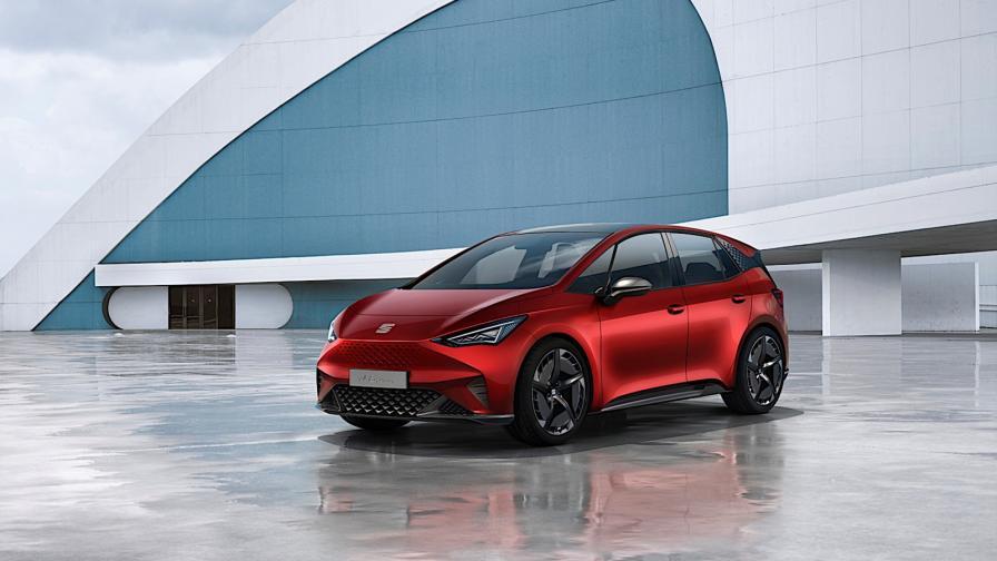 SEAT el-Born: електрическото бъдеще на испанската марка