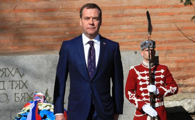 Медведев: Русия остава един от големите търговски партньори на България