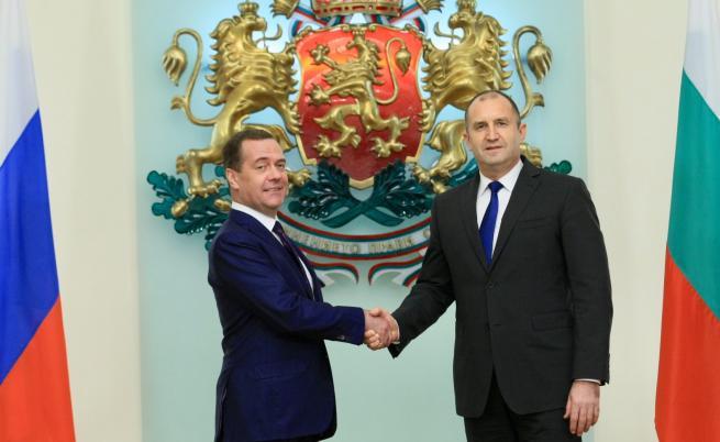 Румен Радев: Българо-руският диалог допринася за възстановяване на доверието между ЕС и Русия
