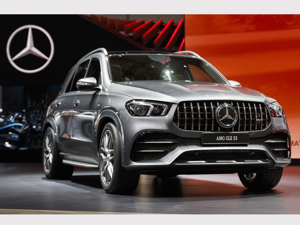 Mercedes-Benz AMG GLE 53