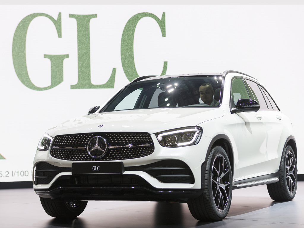 Mercedes-Benz GLC 300 4 matic