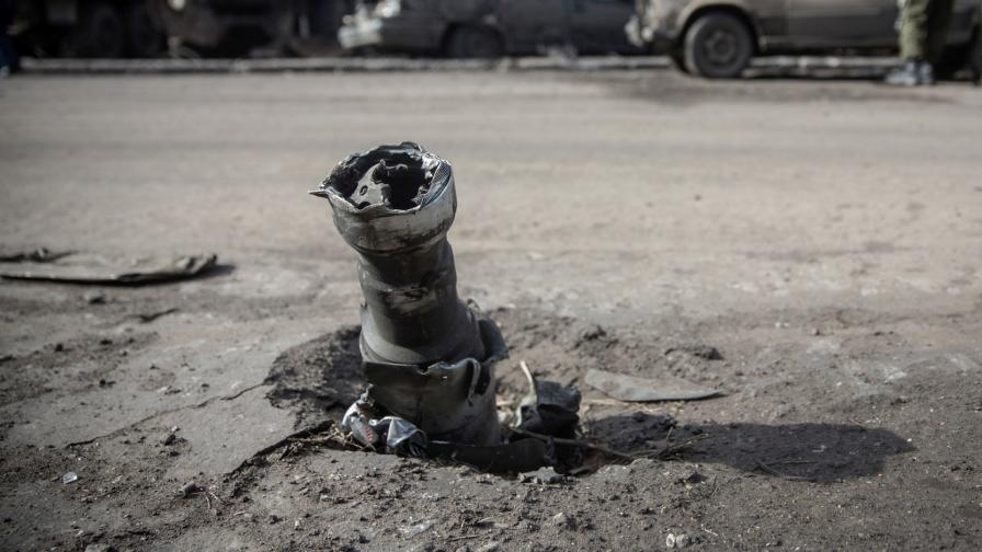 <p>Намериха снаряд под варненска улица, колко опасен е</p>