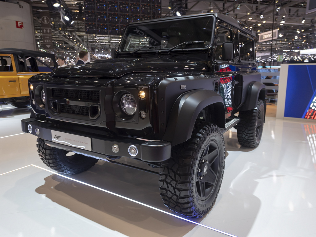 Wide Defender from Chelsea Truck Company