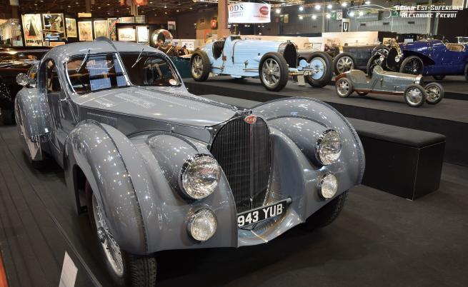 Третият Bugatti Atlantic