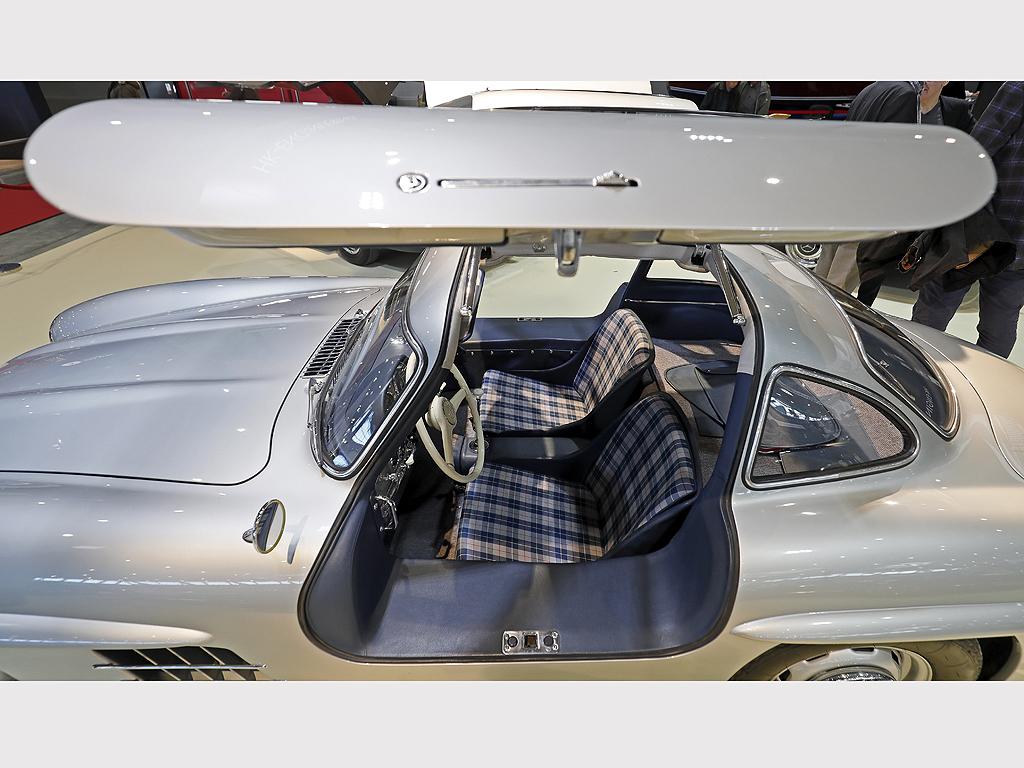 Mercedes Benz 300 SL Coupe