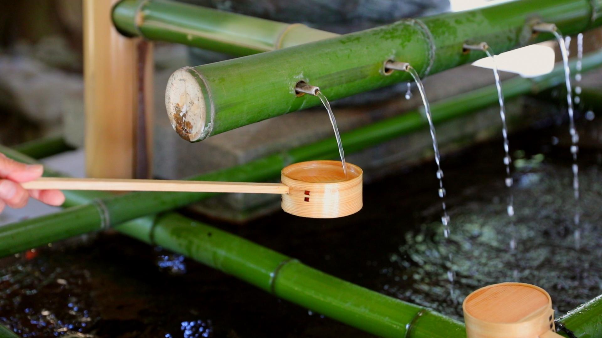 В ранните дни на шинтоизма не е имало шинтоистски светилища. Поклонниците се събирали и изпълнявали обикновени обреди близо до свещени предмети като дърветата сакаки, които днес присъстват във всеки храм.