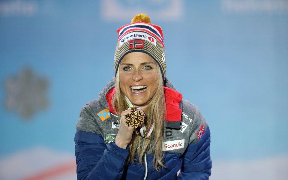 Терезе Йохауг спечели класиката на 30 километра в Холменколен