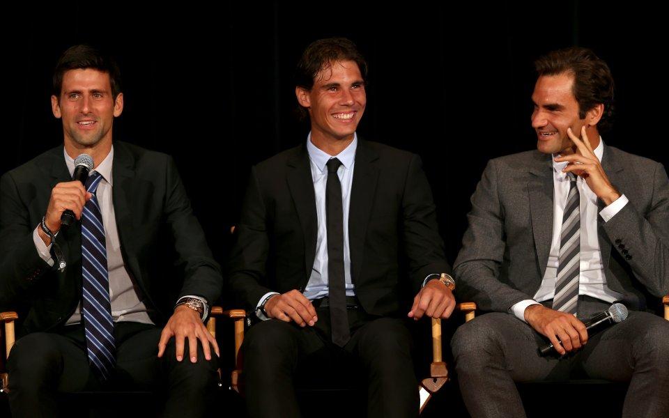Федерер и Надал се обърнаха срещу Джокович в политическите битки на тенисa