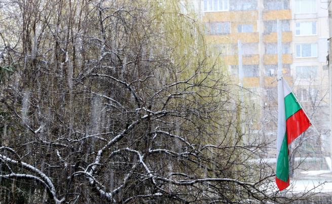 Валя сняг, идва студ след няколко дни